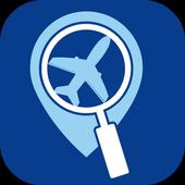 Melhores Destinos - Passagens aéreas promocionais ícone