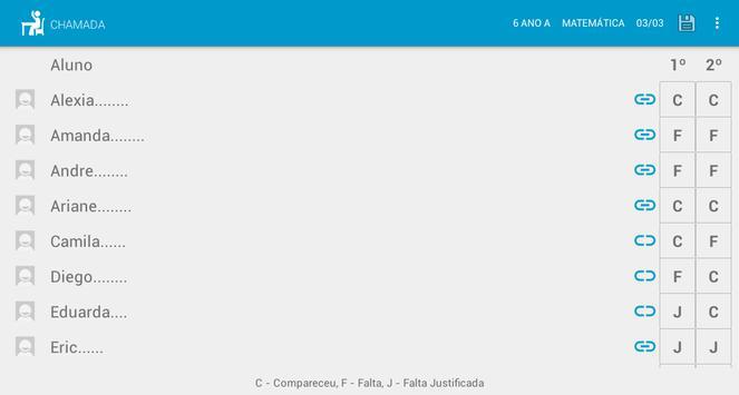 Educapp - Diário do Professor screenshot 3