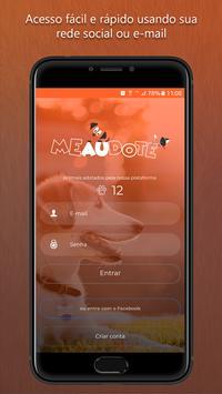 MeAuDote screenshot 1