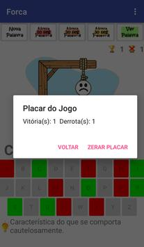 Forca screenshot 8