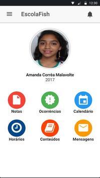 EscolaFish Pais e Alunos apk screenshot