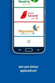 Rede Scalabriniana screenshot 2