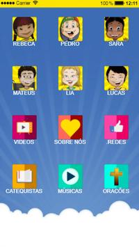 Pequeninos do Senhor - Games screenshot 1