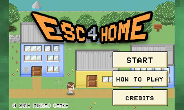 Esc 4 Home poster