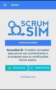 Scrum Sim em Português Brasileiro (Versão Grátis) poster