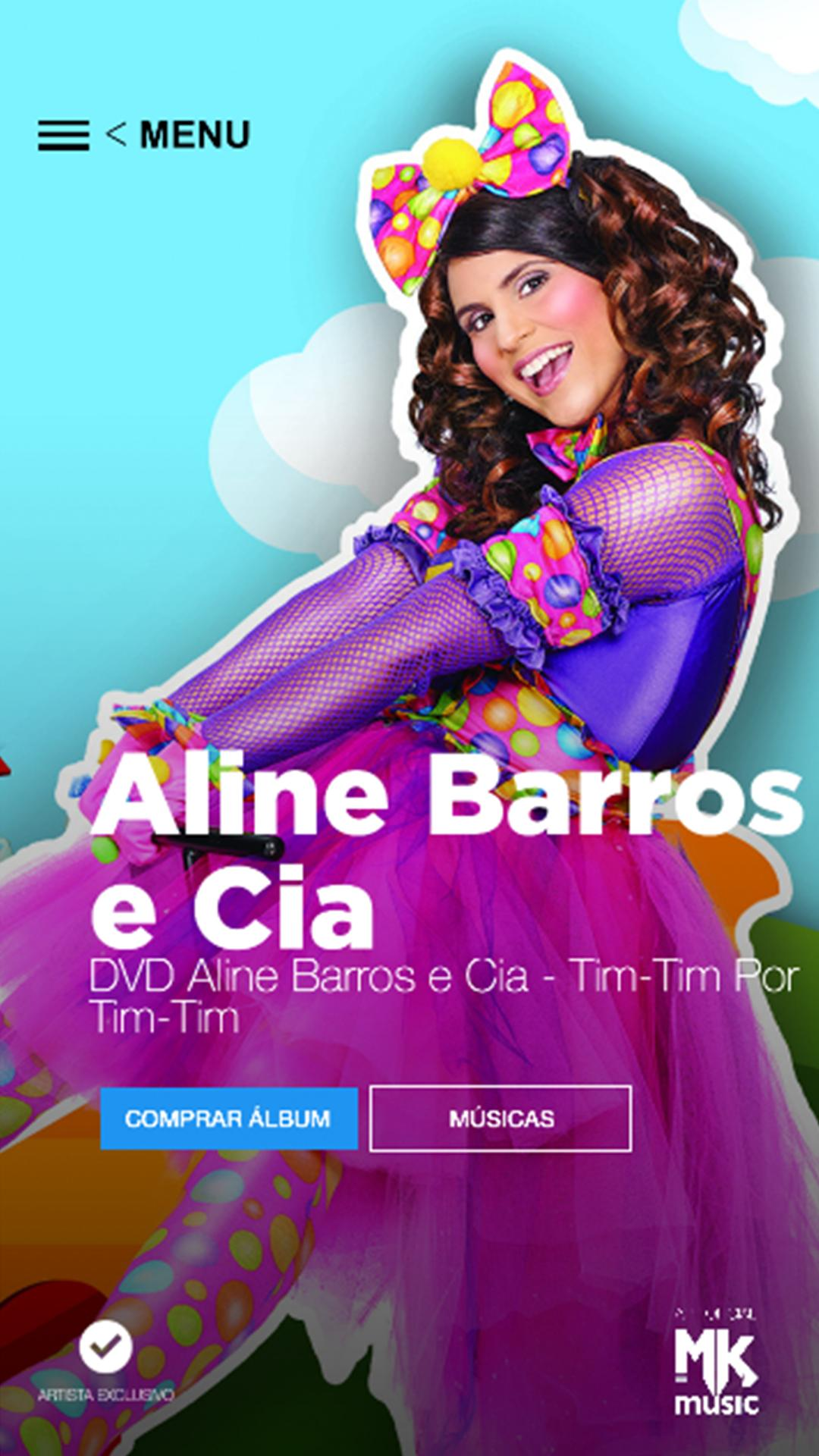 Aline Barros E Cia Oficial For Android Apk Download