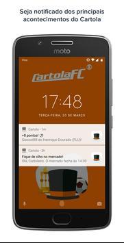 CartolaFC apk screenshot