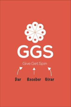Give. Get. Spin. poster