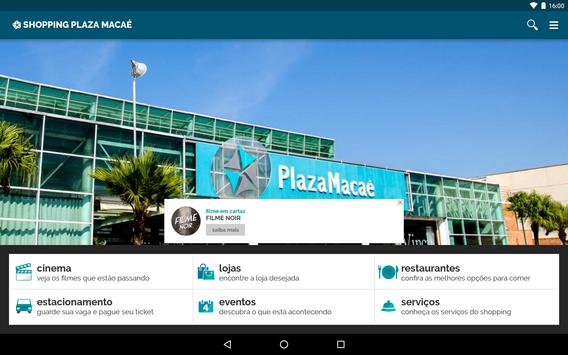 Shopping Plaza Macaé apk screenshot