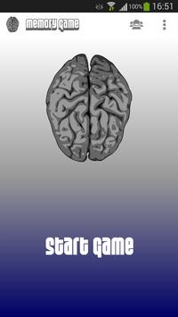 Memory Game poster