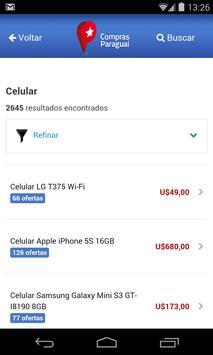 Compras Paraguai apk screenshot