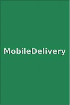Mobile Delivery poster