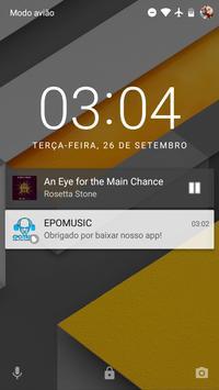EPOMUSIC - Brazilian Gothic & Industrial Web Radio screenshot 5