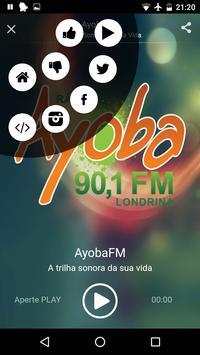 Rádio Ayoba FM apk screenshot