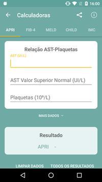HCV-CALC screenshot 1