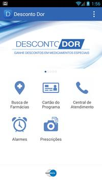 Desconto Dor poster