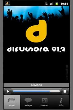 Difusora FM poster