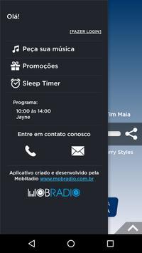 JB FM 99,9 RIO DE JANEIRO poster