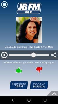 JB FM 99,9 RIO DE JANEIRO screenshot 1