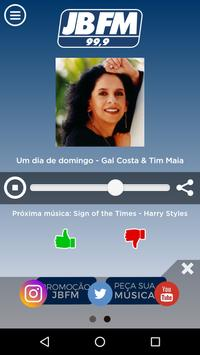 JB FM 99,9 RIO DE JANEIRO screenshot 2