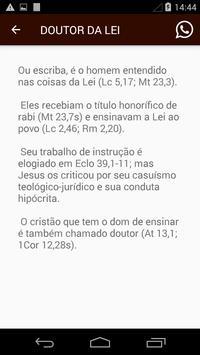 Dicionário Bíblico screenshot 3
