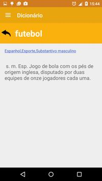 Dicionário Língua Portuguesa screenshot 3