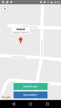 Tracking GPS apk screenshot