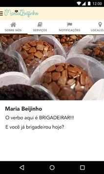 Maria Beijinho apk screenshot