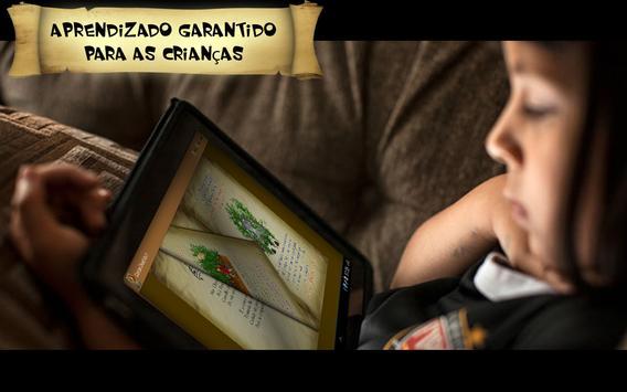 Cinderela BR - Contos de Fadas apk screenshot