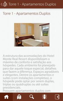 Hotel Monte Real apk screenshot