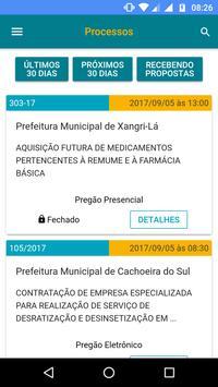 Compras Públicas screenshot 1