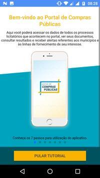 Compras Públicas screenshot 4