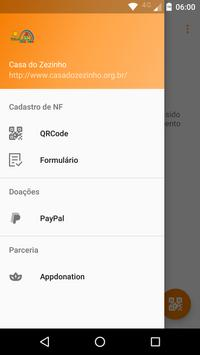 Casa do Zezinho apk screenshot