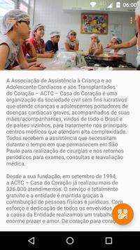 ACTC – Casa do Coração poster