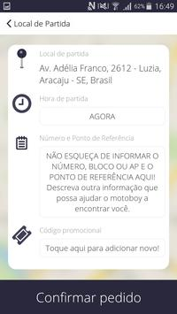 Moto a Jato 24h - Aracaju apk screenshot