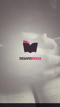 Desafio 15x24 - MMR poster