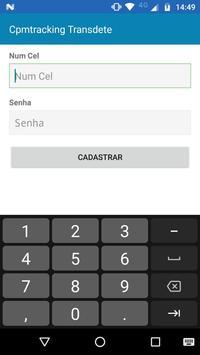 Cpmtracking Transdete apk screenshot