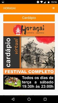 Horagai poster