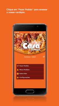 Casa D'Pizza poster