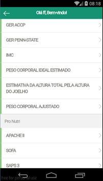Nutrimanager screenshot 3