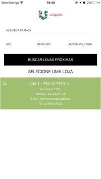 Demonstração uapps Revenda (Unreleased) apk screenshot