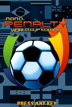 Nano Penalty World Cup poster