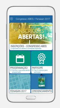 Congresso ABES / Fenasan 2017 screenshot 1