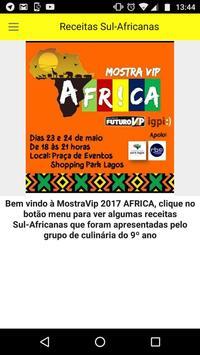 Mostra Vip 2017 - Culinária screenshot 2