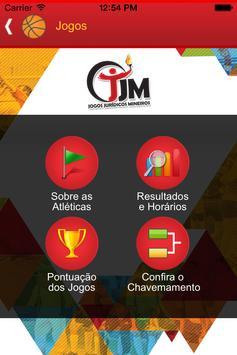 Jogos Jurídicos Mineiros apk screenshot