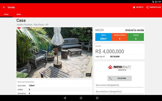 Nova Realty Imóveis apk screenshot