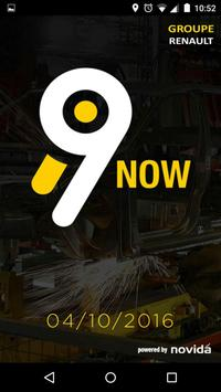 i9now - Renault Groupe poster