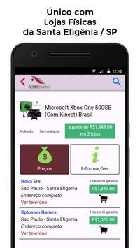 Achei Compras Compare Preços apk screenshot