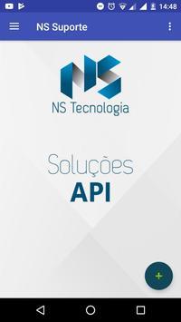 NS Tecnologia - Suporte poster