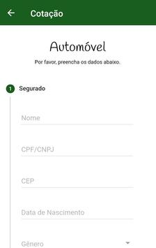 Ouro Verde Seguros screenshot 1